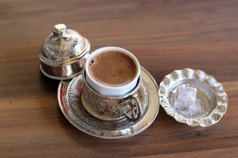Café de turquía